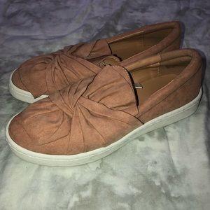 A New Day Blush Twist Fashion Sneaker